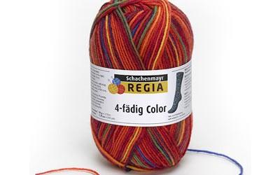Regia Stripe 4-trådig