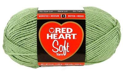Soft Redheart