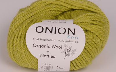 Nr 6. Organic Wool + Nettles