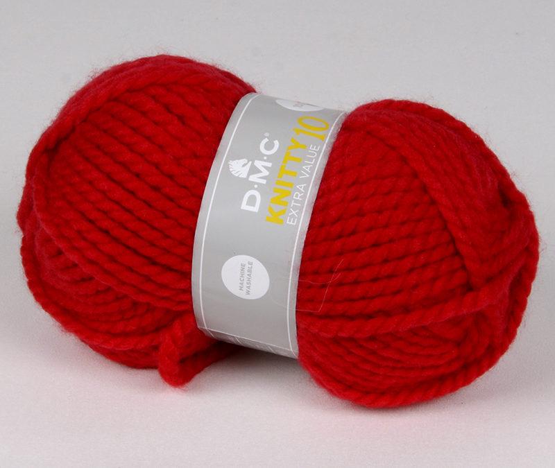 Knitty 10 DMC