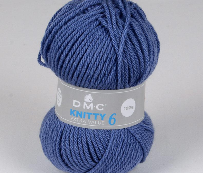 Knitty 6 DMC
